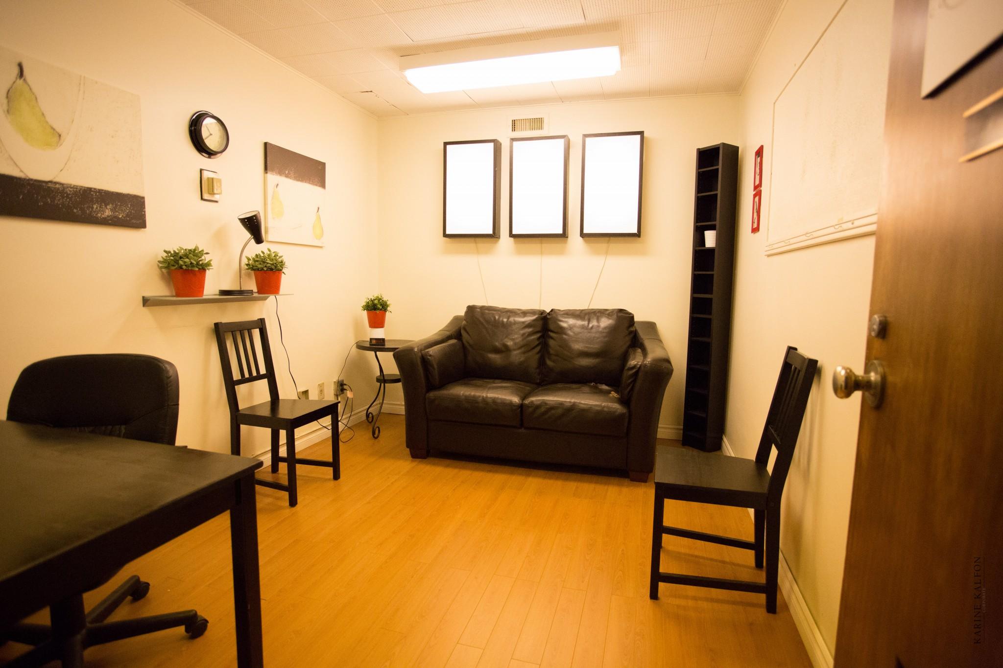 Location de bureaux Montreal Therapy Centre
