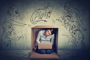 social anxiety-fear