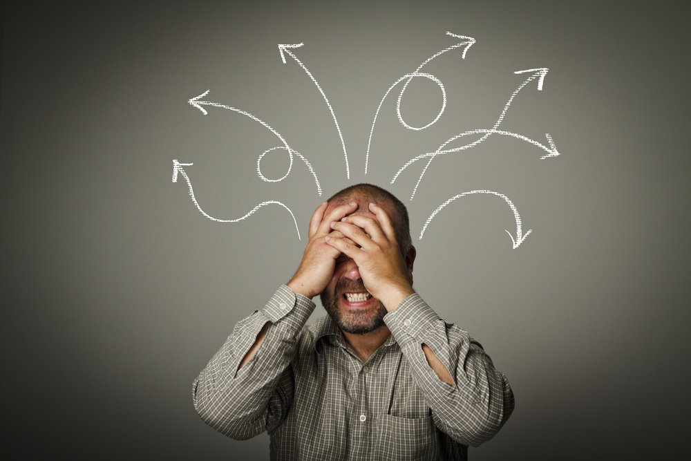 Man-burnout
